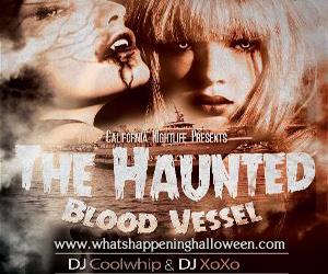 Haunted Blood Vessel Halloween 2016