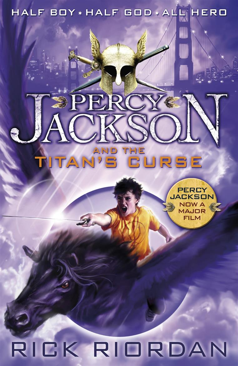 Percy Jackson 3 The Titans Curse Pdf