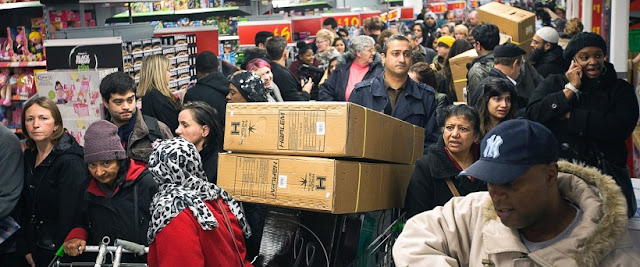 Black Friday em San Francisco