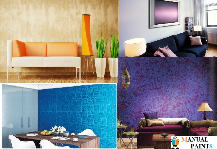 Decorative Paints by Manual Paints
