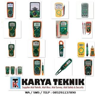 Jual Extech Clamp Multimeter Harga Murah