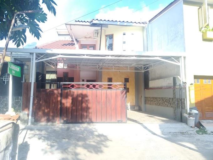 Rumah cluster 2 lantai Lingkungan Bagus dan Nyaman dekat Waterboom Jogja Bay dan Ringroad Utara