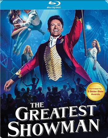 The Greatest Showman 2017 English 480p WEB-DL 350MB