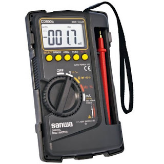 Sanwa CD800A Multimeter Digital