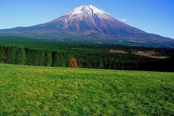 pemilik gunung fuji adalah kuil besar sengen