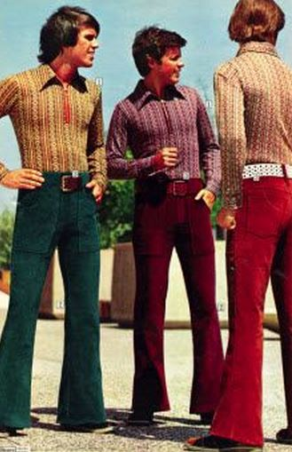 Rullalla: Vaatetuksen Historia; 70-luku
