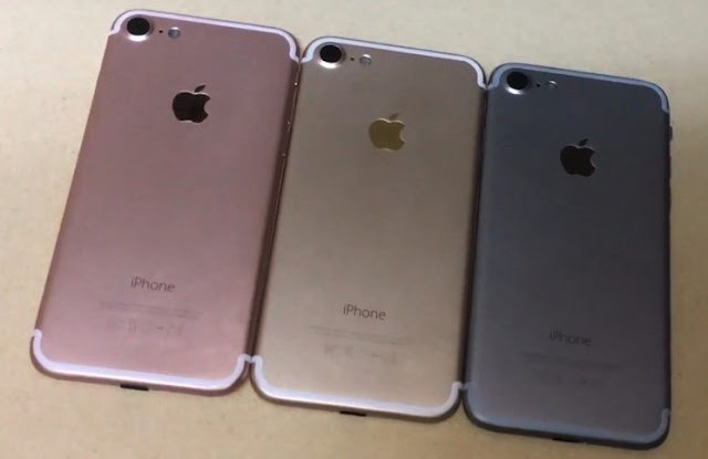 With the rumors and leaks Ran Avni of ConceptsiPhone posted a video in YouTube showing mockups of the next generation iPhone 7 in gold, rose gold, and the rumored space black color.