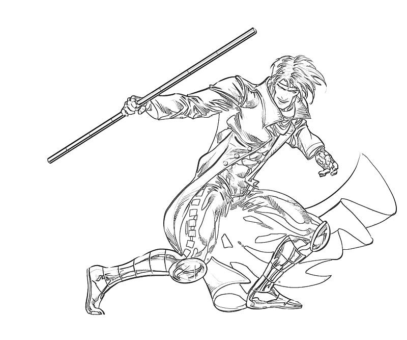 weapon coloring pages - photo#15
