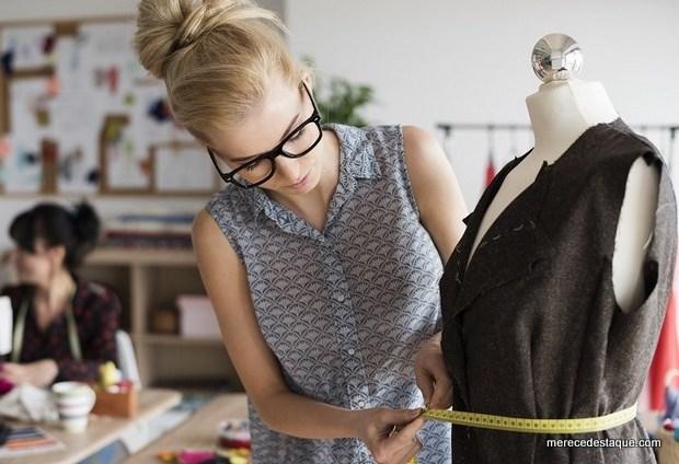 Curso gratuito de modelista de roupas está com inscrições abertas em Santa Cruz do Capibaribe