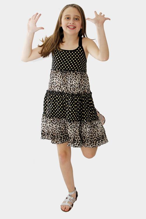 Vestidos de nena moda verano 2018.