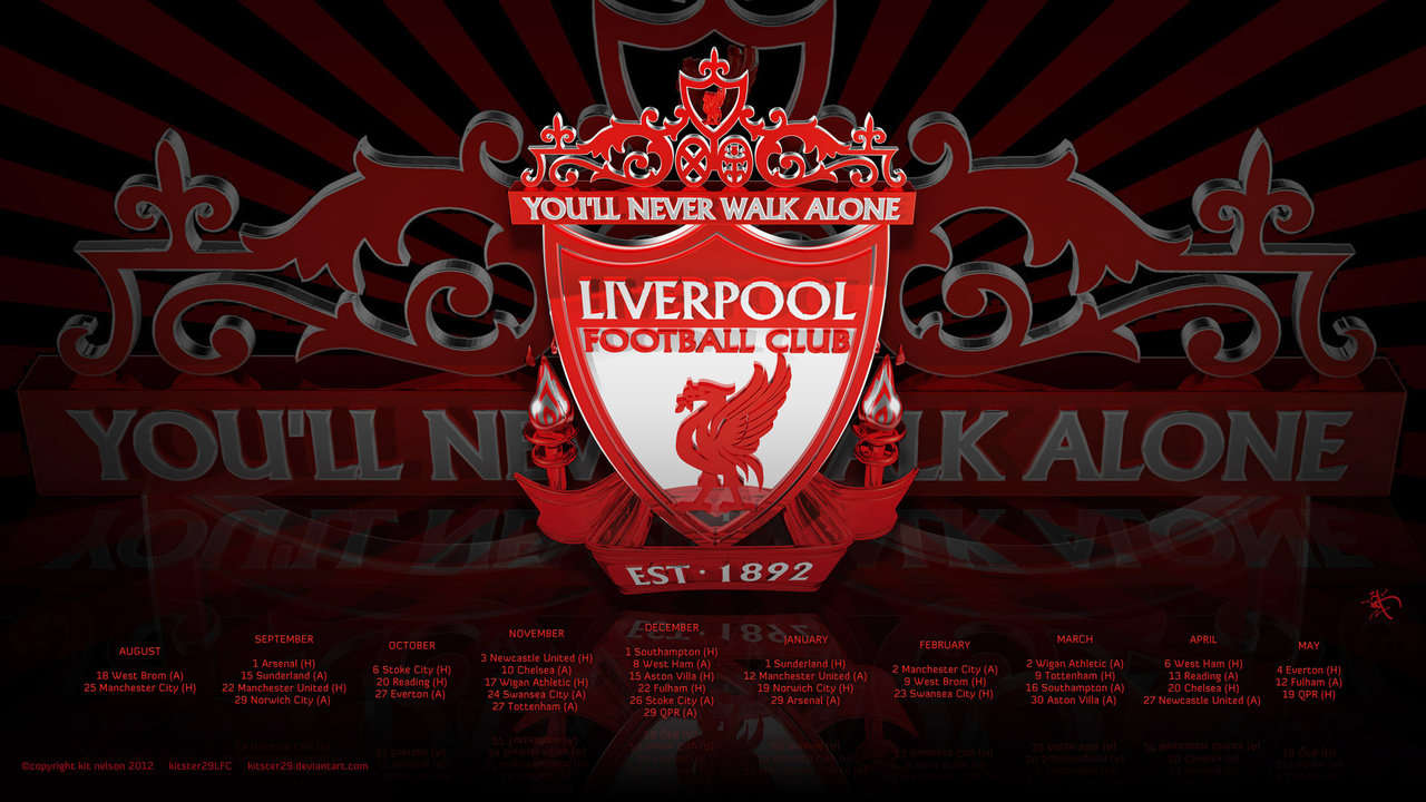 Liverpool Logo Walpapers HD Collection