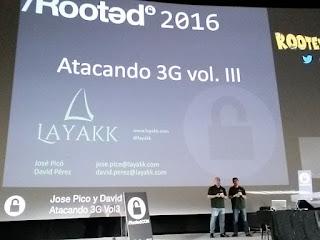 RootedCon 2016 - Jose Pico y David Perez, Layakk