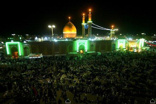 Pakmasti Grave Of Hazrat Imam Hussain Ra