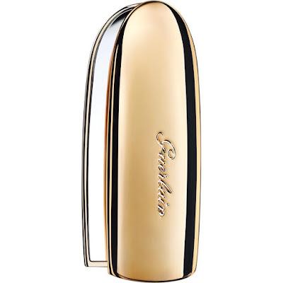 GUERLAIN ROUGE G case - Parure Gold