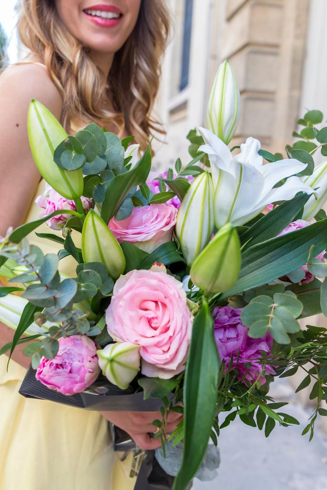 Interflora bouquet livraison