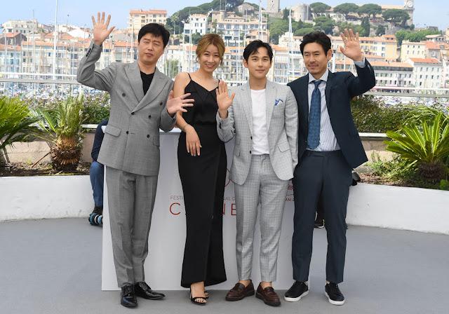 Le casting du film Sans pitié de Byun Sung-Hyun