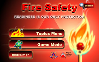 FireSafety iPhone App