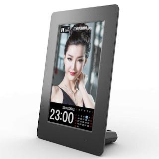 digital foto frame unik murah