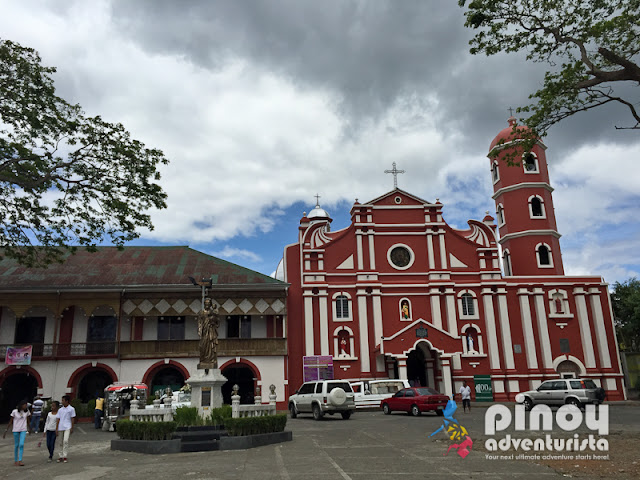 Churches in Batangas to Visit for Bisita Iglesia