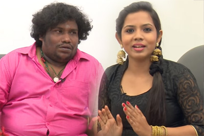 Special Interview With Actor Yogi Babu