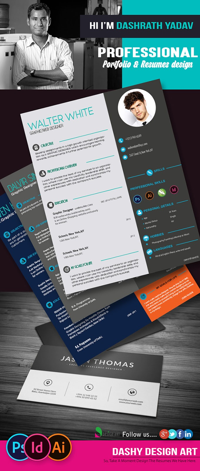 creative and beautiful eye catching graphic designer resumes employers sort through piles of resumes trying to the perfect fit for their company don t be afraid to show some personality and creative thinking