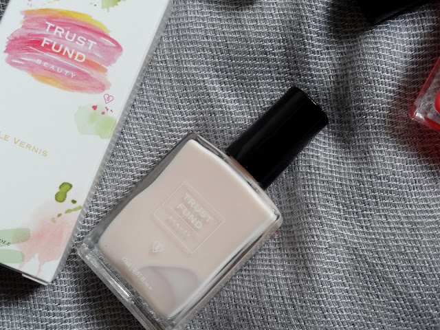 Trust Fund Beauty Nail Polish Going Commando