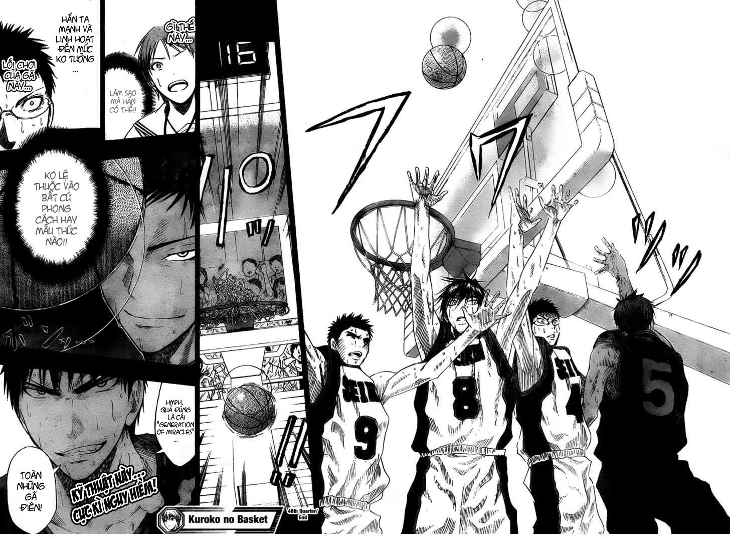 Kuroko No Basket chap 048 trang 19