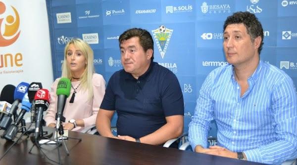 Grinberg cierra la llegada al Marbella FC de un grupo inversor belga-holandés