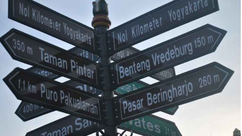 Tips wisata murah ke Jogja