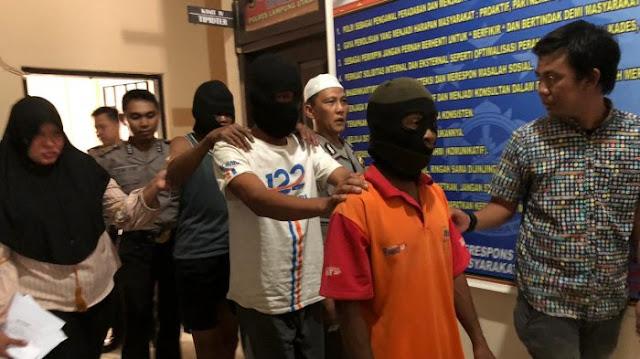 Gadis SMA Hamil Setelah Digituin 8 Orang, 2 Pelakunya Ayah Kandung dan Pamannya Sendiri