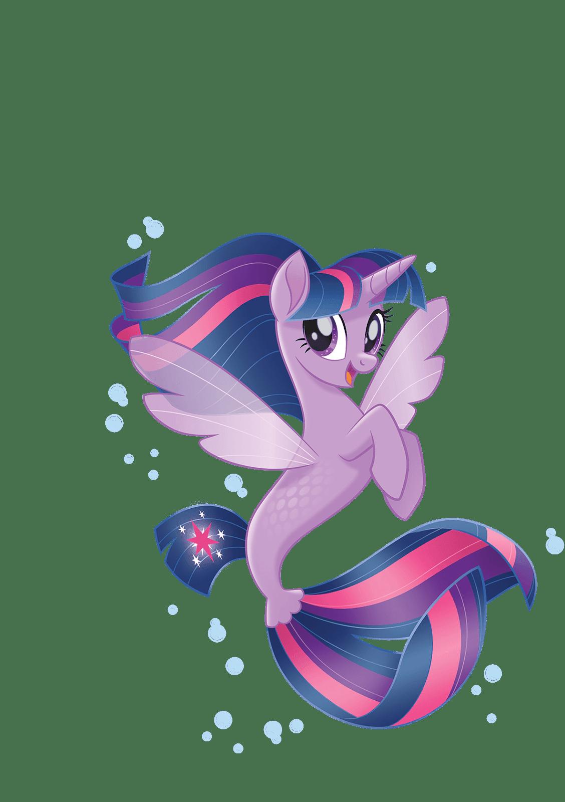 MLP Movie Vector Sea Pony Twilight Sparkle