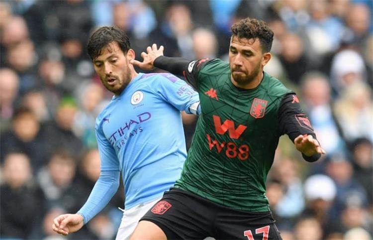 مشاهدة مباراة مانشستر سيتي واستون فيلا بث مباشر اليوم 12-1-2020 في الدوري الانجليزي