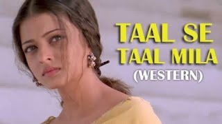 Taal Se Taal Mila Sargam Piano Notes From Taal