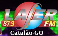 Rádio Laser FM 87,9 de Catalão GO