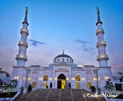Rindu Masjid: Masjid Agung Al-Serkal, Terbesar di Kamboja (Bagian 1)