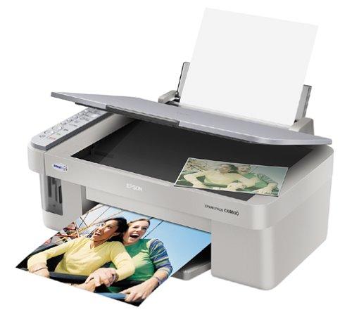 cx4600 scanner driver