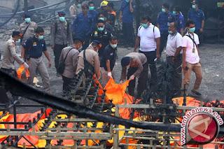 Puluhan meninggal, Polisi periksa saksi gudang petasan meledak