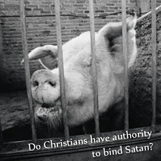 Satan's work, and the Christian