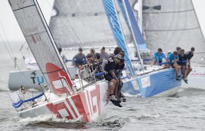 Sidney Gavignet et ses hommes remportent le Sailing Arabia The Tour 2016 !