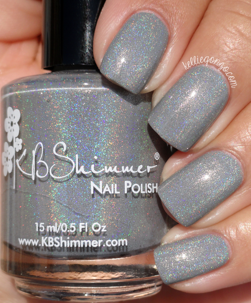 KBShimmer Fax Of Life