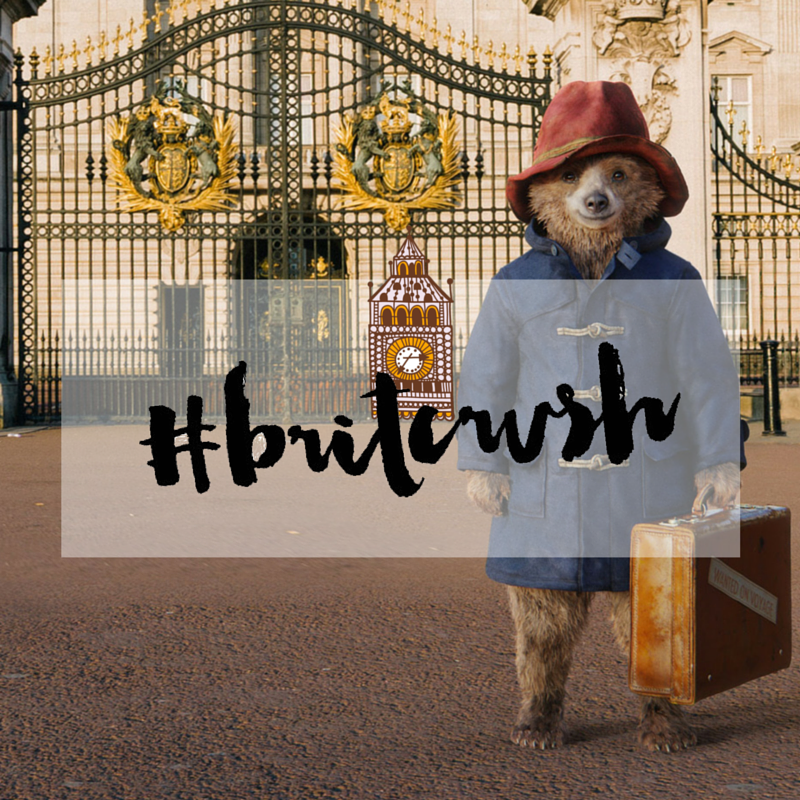 Ravacholle Lifestyle Blog | Paddington the movie, British Crush