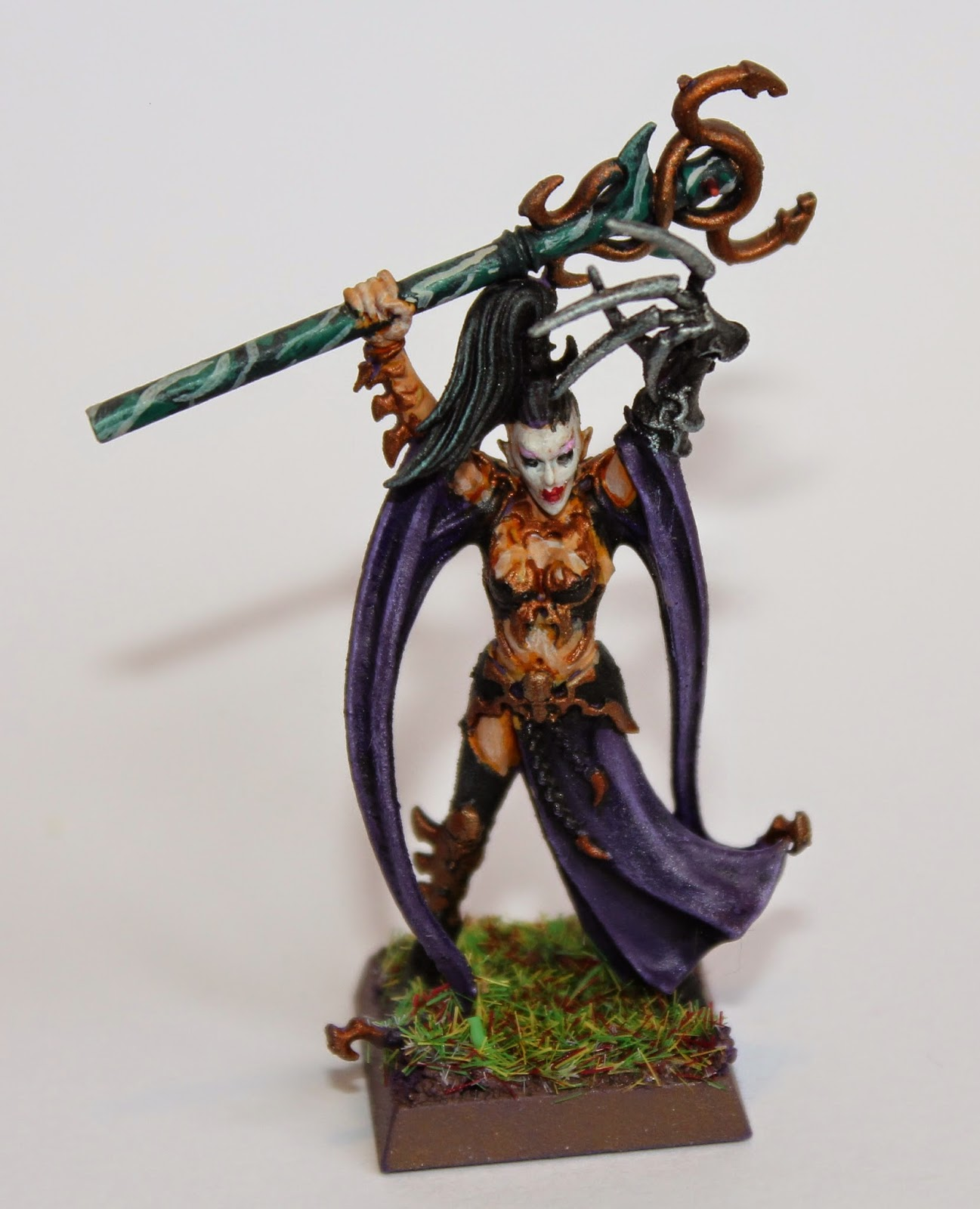 Warhammer Fantasy Battle - Dark Elves