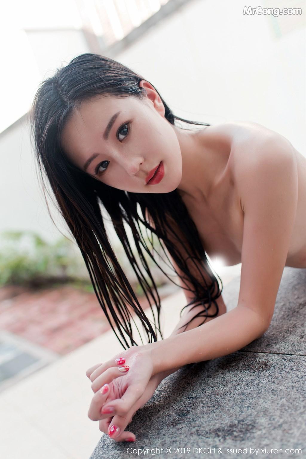 Image DKGirl-Vol.117-Alice-MrCong.com-034 in post DKGirl Vol.117: 小子怡Alice (41 ảnh)