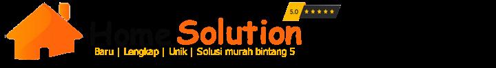 """Bukalapak - Promo Toko Home Solution """"Solusi Harga Murah Bintang 5"""""""