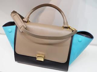 セリーヌ トラペーズ マルチカラーバッグを買い取り致しました