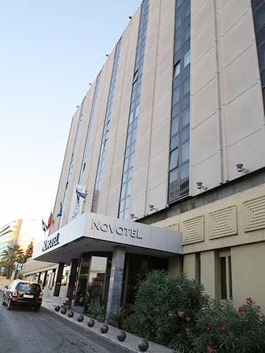 Novotel Lisboa, Lisbon, Portugal.