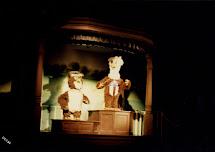 Vintage Disneyland Tickets - Labor Day 1984