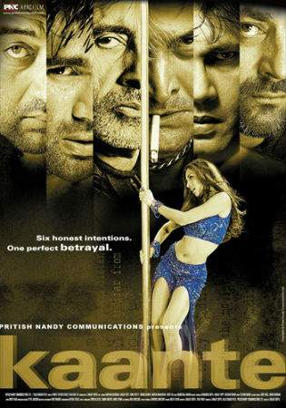 Kaante 2002 HDRip 400MB Full Movie Hindi 480p UNCENSORED Watch Online Full Movie Download bolly4u