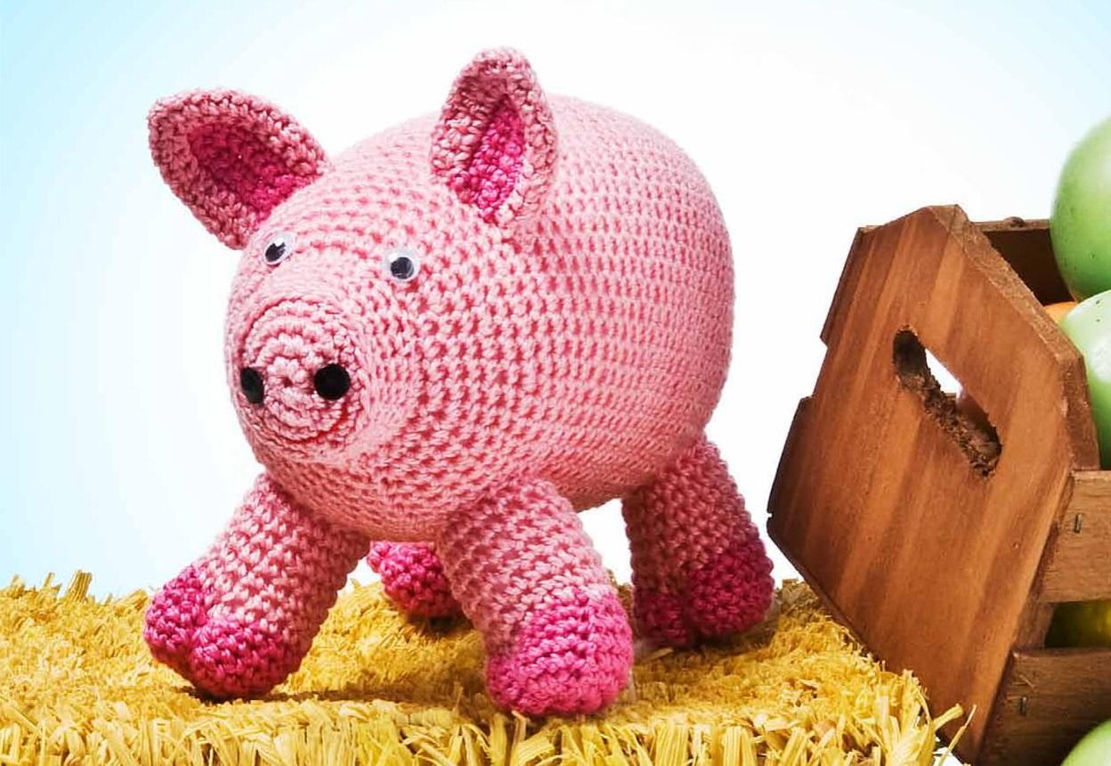 Receita Porco - Em Inglês - Receitas Amigurumis | Artesanato ... | 860x1248