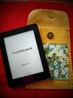 La Petite Punk d'Agnès Olive paru chez Bookstory